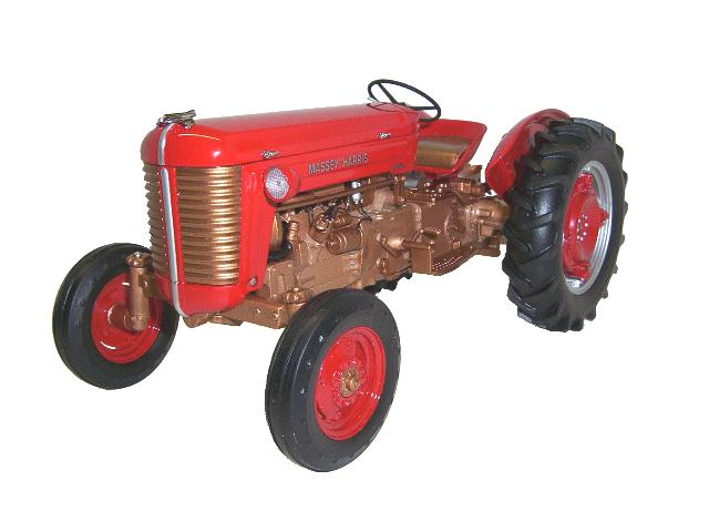 is wiring diagram of ferguson tractor model to 30